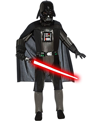 Star Wars, Darth Vader, Deluxe Child Costume - Small