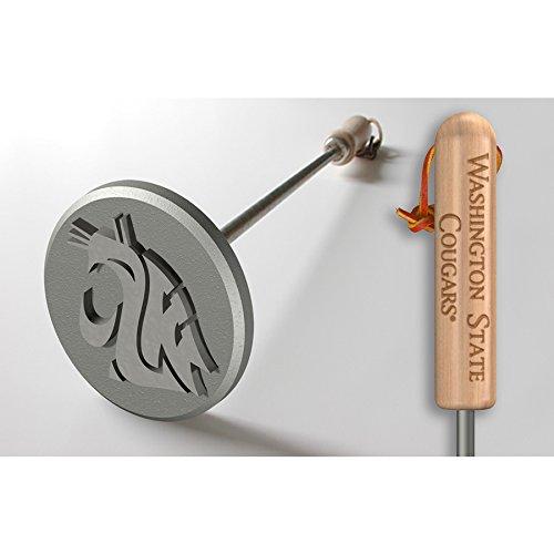 University Branding Iron (Washington State Cougars BBQ Branding Iron | BBQ Fans)