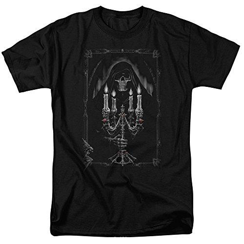 shirt Candélabres Stokes T Anne Black Hommes Pour g4tqqRnW