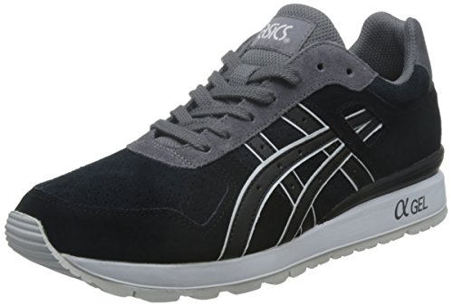 buy cheap 100% authentic ASICS GT II Retro Sneaker Black/Grey best place cheap price outlet largest supplier buy cheap from china JeZYlIM