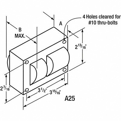 Philips Advance HID BAL Kit High Pressure Sodium 100W