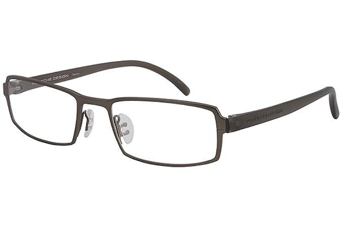743a7c33a43 Amazon.com  Porsche P 8145 Eyeglass Titanium F  Health   Personal Care