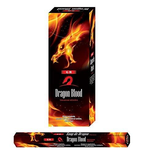 GR Dragon's Blood Incense-120 Sticks