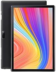 "S10 10 inch Tablet, 2 GB RAM, 32 GB Storage, Quad-Core Processor, Android OS, 10.1"" IPS HD Display, Wi-Fi, USB Type C Port, GPS, FM, Slate Black"