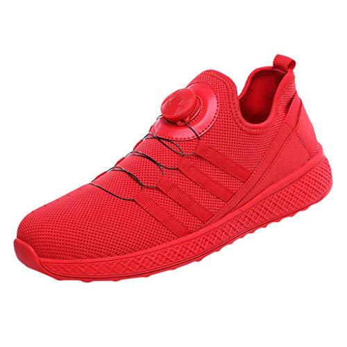 (JJLIKER Mens Running Shoes Breathable Training Shoe Slip On Sneakers Lightweight Athletic Walking Footwear for Teen)