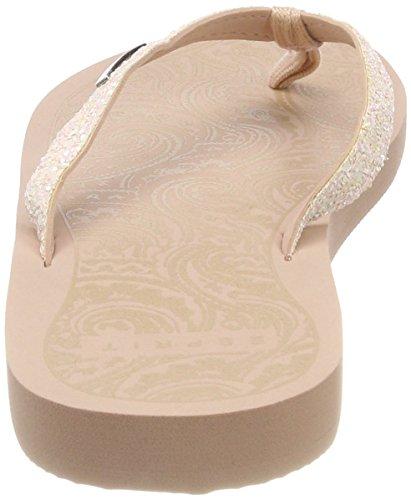 Beige Femme Glitter Mules Alice Esprit Nude pB1W6In0