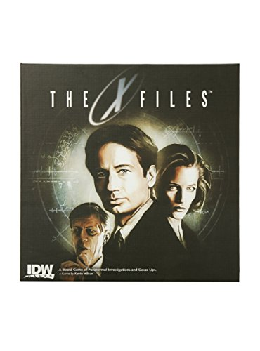 The X-Files: Board Game by IDW Games