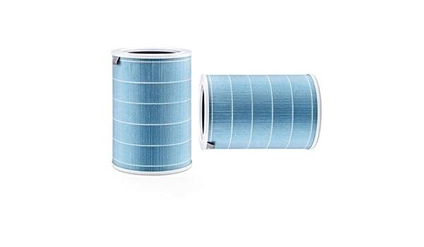 Filtro purificador de aire azul Eliminar formaldehído Filtro de ...