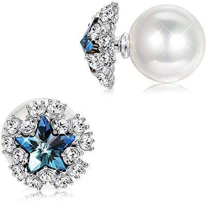 Sllaiss Crystal Earrings Swarovski Crystals product image