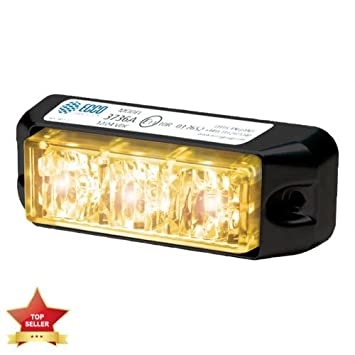 LED Frontblitzer Serie 3736 Farbe gelb