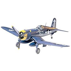 Tamiya 61061 1/48 Vought F4U-1D Corsair Plastic Model Airplane Kit 2