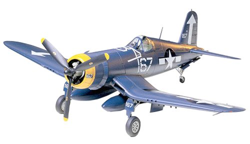 Tamiya Models Vought F4U-1D Corsair Model Kit (Rc F4u Corsair)