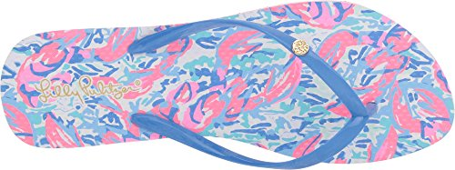 Coral Flip Flop Pool Lilly Pulitzer Womens Cosmic x8wzC