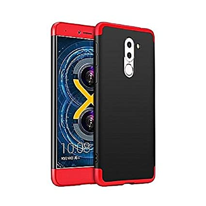 best sneakers 8dafa 64df9 ZEDFO CASE 360 COVER FOR NOKIA 7 PLUS-RED: Amazon.in: Electronics