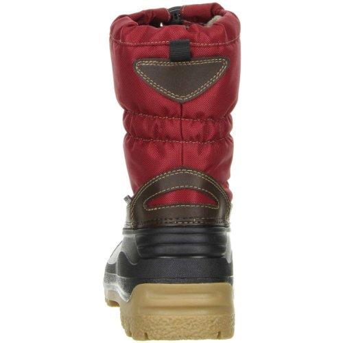 Doposci Canada Vista Innenschuhe Invernali Rosso tex Tendina Termica Polari Rosso Rosso npd1dXq
