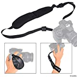 CamKix 3-in-1 Strap Kit for DSLR and Compact Cameras - Hand, Wrist