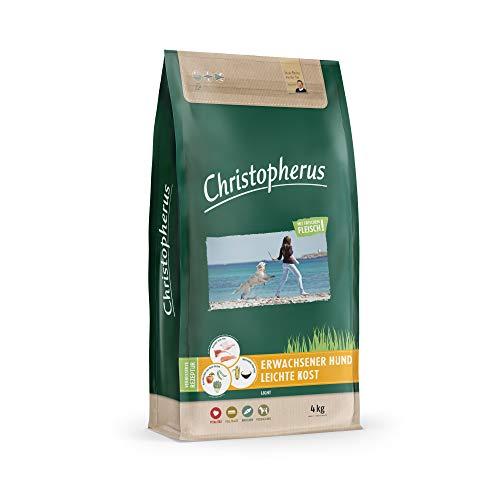 Christopherus Light, Vollnahrung für den ausgewachsenen Hund mit Übergewicht oder geringer Aktivität, Trockenfutter…