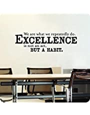 Quotes for Office, Wall Decals for Living Room, Home Decor, Waterproof Wall Stickers , 2724475922251