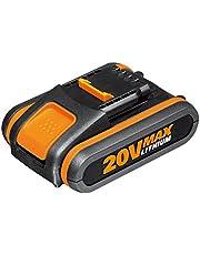 WORX WA3551.1 18V (20V Max) 2.0Ah Battery Pack