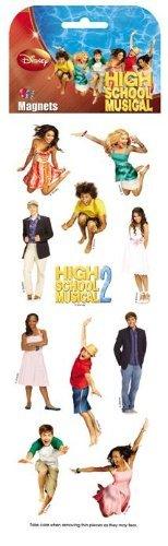High School Musical Magnet - High School Musical 1 Slimline Fridge Magnet Set - 16960