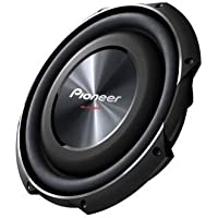 Pioneer TSSW3002S4 12 Shallow Mount Woofer, 1500W Max, SVC, 4 Ohm