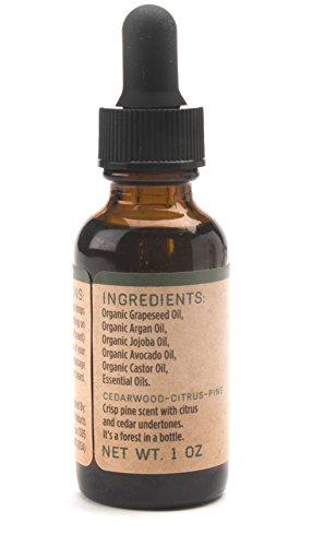 Buy organic beard oil