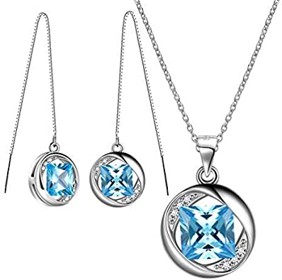 Free Gift Bag Silver Plated Key Cross Snake Necklace Jewellery Xmas Animals Fun