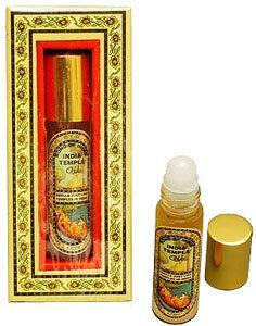 Temple of India Scented Oil - Song of India - 8 ml Bottle