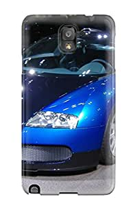 Special Design Back Bugatti Veyron 6 Phone Case Cover For Galaxy Note 3