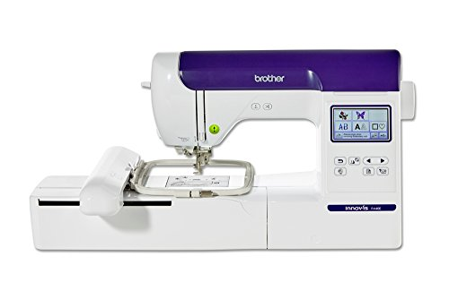 Brother Innovis F440 Embroidery Machine, White, cm