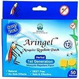 Aringel Herbal Mosquito 1St Gen Repellent Patch - 50 Pcs