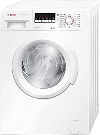 Bosch 6Kg 1000 RPM Serie | 2, Front Load Washing Machine, White - WAB20260GC