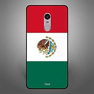 Xiaomi Redmi Note 4 Mexico Flag