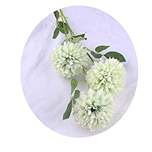 3 Head Dandelion Bouquet Chrysanthemum Wedding Home Decoration Artificial Flowers Silk Flowers 6 9