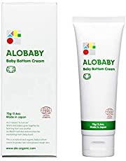 ALOBABY Baby Bottom Cream, 80 grams