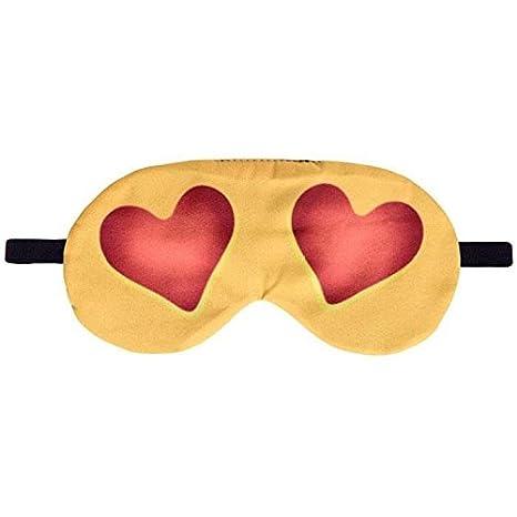 Sunei.f Occhiali 3D dal Design Innovativo per Dormire Maschera da Viaggio per Adulti Maschera per Gli Occhi Divertente