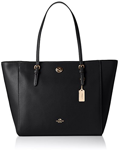COACH Womens Crossgrain Updated Turnlock product image