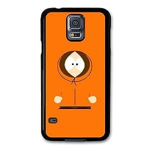 South Park T1F3PO7C Caso funda Samsung Galaxy S5 Caso funda Negro