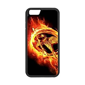 iPhone 6 Plus 5.5 Inch phone case Black The Hunger Games AASD3147937