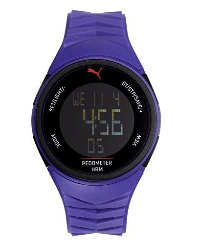 PUMA '91135 Ignite' Quartz Purple Sport Watch (Model: PU911351002) (Sports Puma Watch Women)