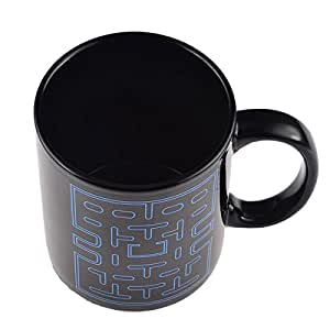 Ceramic Eat beans Mug Color Changing Cup Tea Coffee Cup