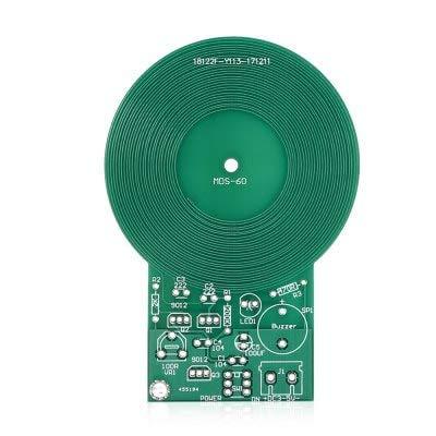 RanDal Detector De Metales Diy Kit - Mar Luz Verde: Amazon.es: Bricolaje y herramientas