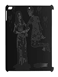 Carrie and andrew valentines iPad air plastic case