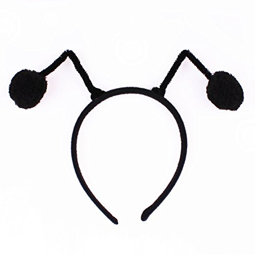 TopTie Cute Headbands Plush Headwear Party Accessories Halloween Costume ANT (Cute Halloween Costumes For Kids)