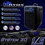 Deep Blue Professional ADB50030 Kryos Advanced Aquatic Chiller, 1/6 HP