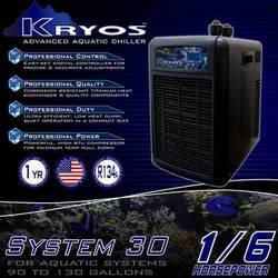 Deep Blue Professional ADB50030 Kryos Advanced Aquatic Chiller, 1/6 HP by Deep Blue Professional