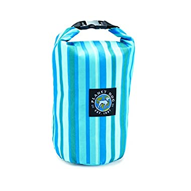 Planet Dog Large Weekender Feedbag, Seaside Blue