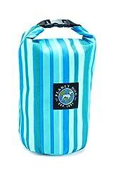 Planet Dog Large Weekender Feedbag, Seaside Blue