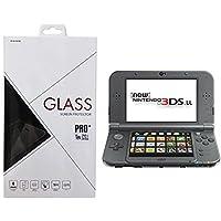 Película De Vidro Protetora Glass Pro+ P/ Nintendo New 3DS XL