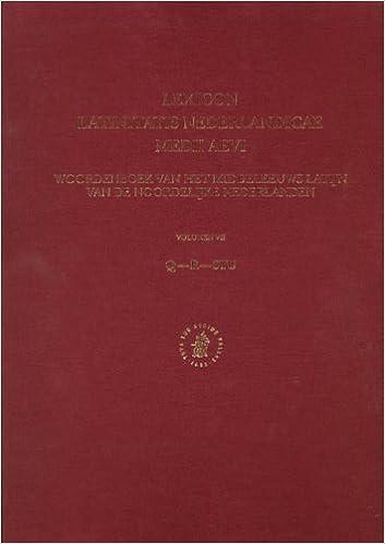 middeleeuws latijn woordenboek